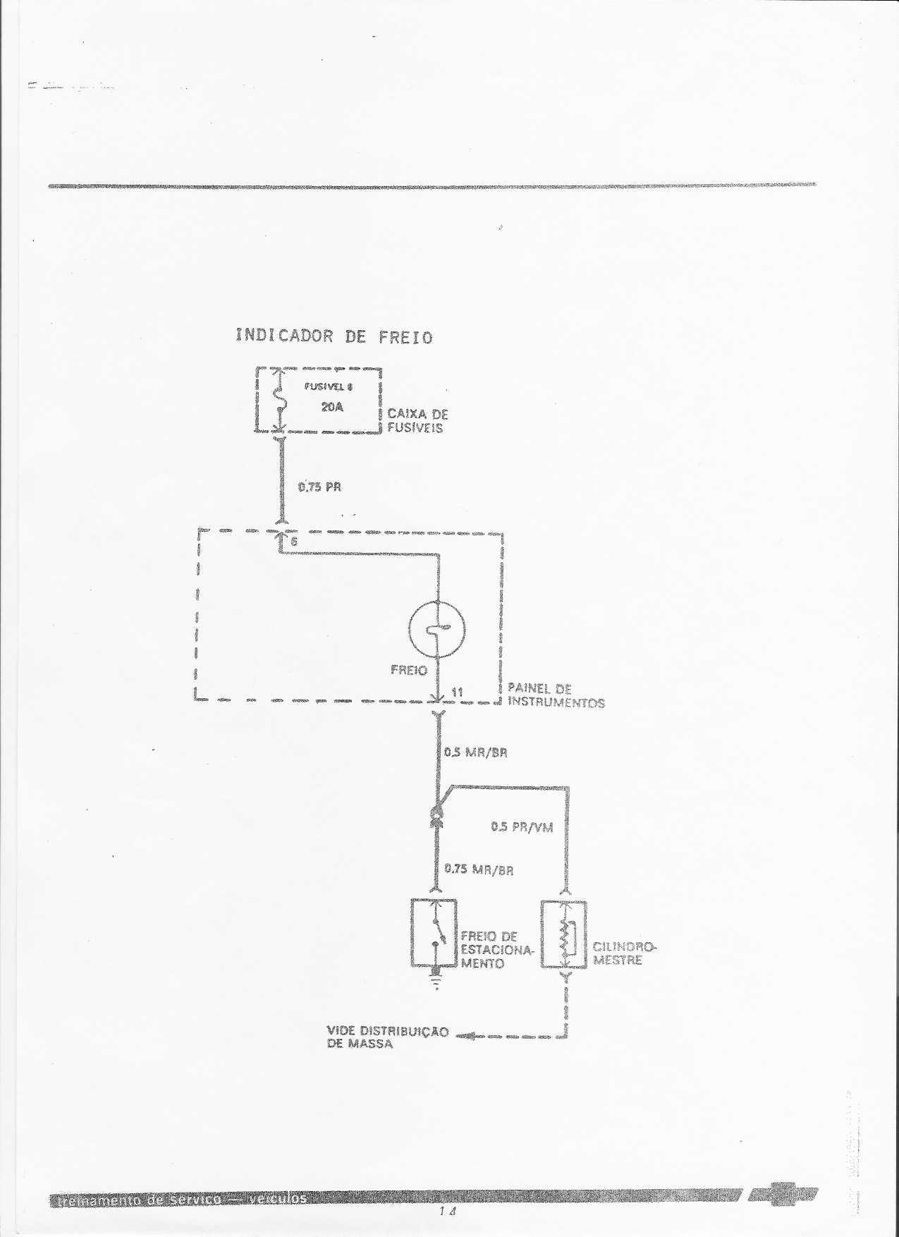 esquema el trico do chevette rh chevetteiroscuritiba com br Dibujo De Alternador Alternador Industrial